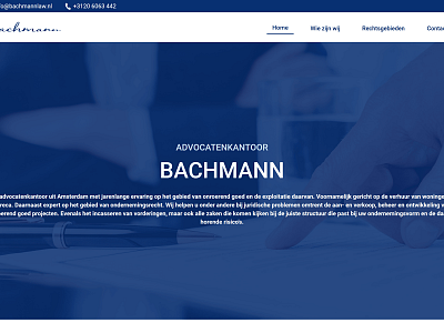 Bachmann Law